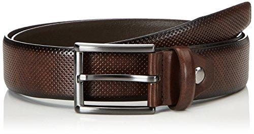 MLT Belts & Accessoires Herren Gürtel Dublin, Braun (Braun 6000), 95