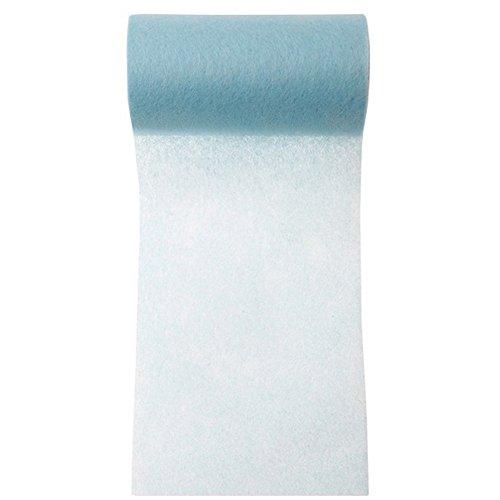 Santex NEU Tischband/Schleifenband, blau, 10cm x -