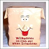 Udo Schmidt Spardose *Club der alten Schachteln*