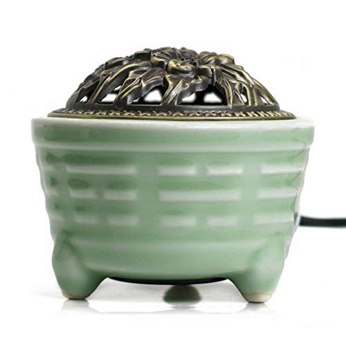 ▷ Electric Essential Oils Burner to Buy at the Best Price - Wampoon