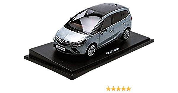 Opel Vauxhall Zafira Tourer C Metallic Grey 2012 Model Car Ready Made I Art Model 1 43 Spielzeug