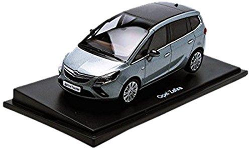 Preisvergleich Produktbild Opel Zafira Tourer C, metallic-grau, 2012, Modellauto, Fertigmodell, I-Motorart 1:43