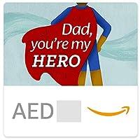 Amazon.ae eGift Card - FD Superhero