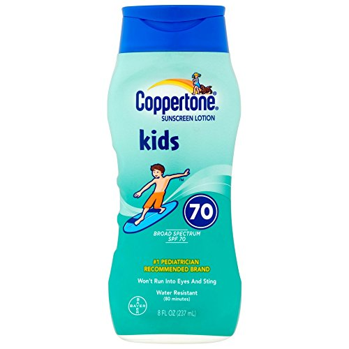 Coppertone Kids Kids Sunscreen Lotion - SPF 70+ - 8 oz by Coppertone