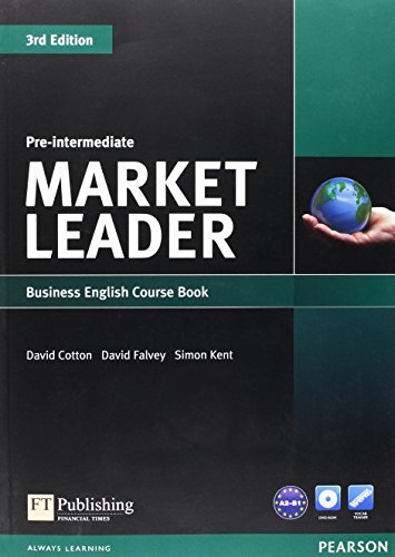 market-leader-3rd-edition-pre-intermediate-coursebook-dvd-rom-pack