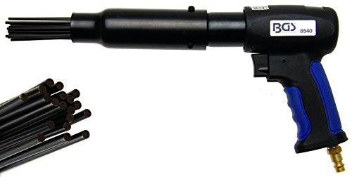 Preisvergleich Produktbild BGS Druckluft-Nadelentroster, 1 Stück, 8540