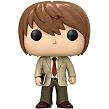 Funko - Figurine Death Note - Light Pop 10cm - 0849803063641