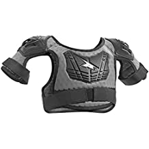 Axo Motocross Protector Pee Wee Roost Guard Jr, color Gris, talla L/XL