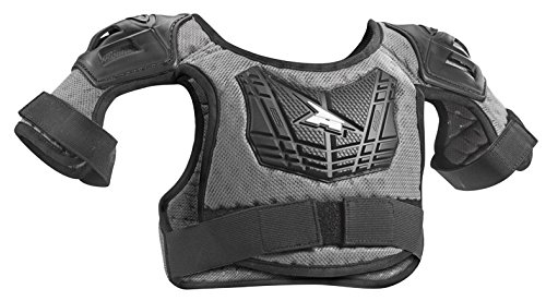 axo-motocross-protector-pee-wee-roost-guard-jr-color-gris-talla-s-m