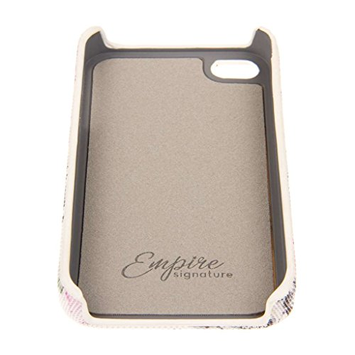 Empire Signature Series Coque fine pour Apple iPhone 4/4S _ P Pink Faded Flowers