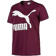 Puma Classics Logo T-Shirt, Mujer, Fig, XL