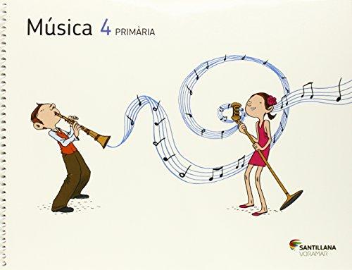 MUSICA 4 PRIMARIA - 9788498079074