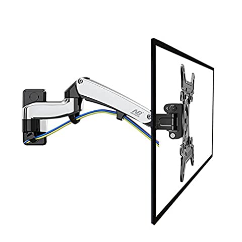 S+S F300 Hoehe verstellbar schwenkbar neigbar TV Wandhalterung fuer 30