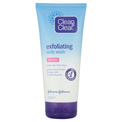 johnson-and-johnson-clean-and-clear-exfoliating-daily-wash-150ml