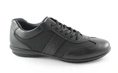 Igi&Co 56691 Sportives Noir Homme Chaussures Lacets Élégantes Nero