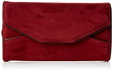 Van Dal Dylan, chaussures à lacets femme - Rouge - Rosso (Red (Mulberry Suede)), taglia unica EU