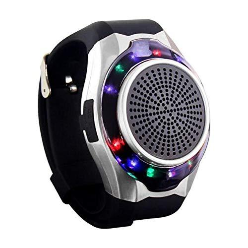 QiyanWrist Watch Wireless Bluetooth Speaker Portable