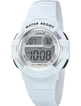 Lorus Unisex-Armbanduhr Kids Digital Quarz Kautschuk R2383HX9
