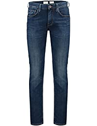 Mens Mercer-Str Atlanta Blue Straight Jeans Tommy Hilfiger