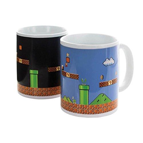 Super Mario Bros. di calore della tazza Change