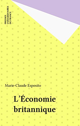 Livres gratuits L'Économie britannique pdf, epub