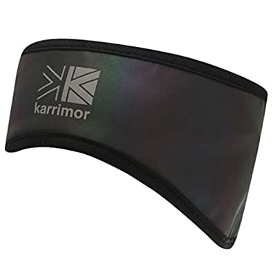 Karrimor Womens X Reflekt Running Headband Warm Reflect1