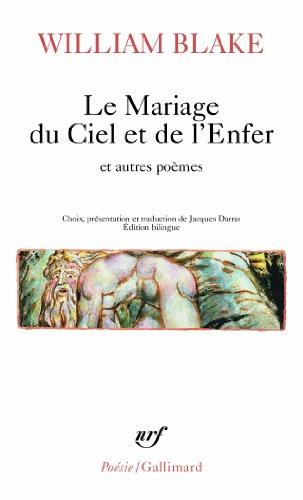 Le Mariage du Ciel et de l'Enfer et autres poèmes