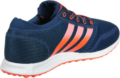 adidas Los Angeles, Baskets Basses Homme Blu (Mineral Blue/Sun Glow/Mineral Blue)