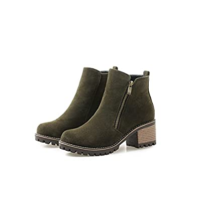 Sandalette-DEDE Komfortable Seite der Frauen Stiefel Niedrigen Rohr Martin Stiefel groß Martin Stiefel von Sandalette-DEDE auf Outdoor Shop