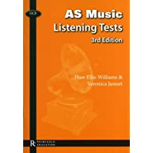 OCR AS Music Listening Tests - 3rd Edition