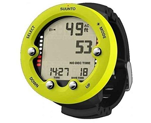 Suunto Sub. Air Decompression Limit Monitors Zoop Novo