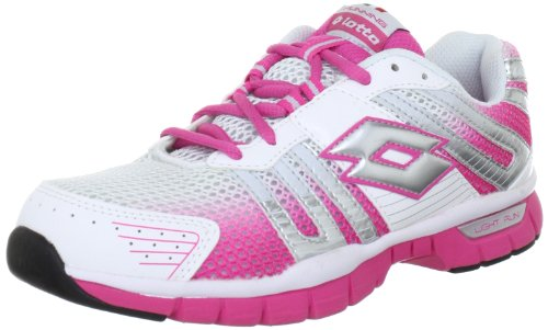 lotto-sport-skyride-w-running-shoe-womens-pink-pink-silver-fuxia-ar-size-65-40-eu