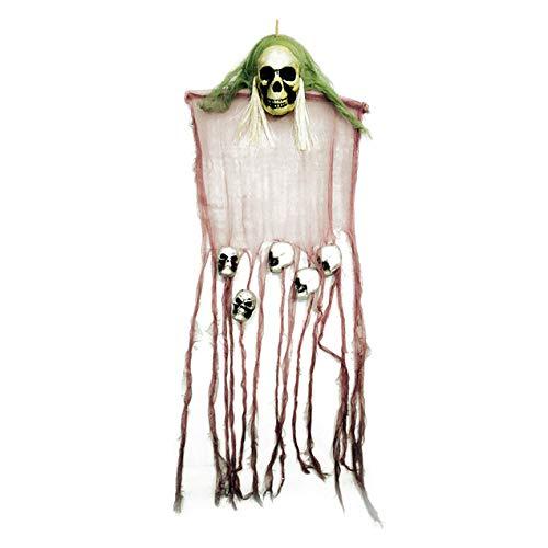 Dooret Halloween Schädel -