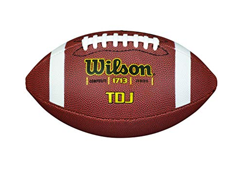 Wilson American Football, Piel Mixta, Traditional Composite