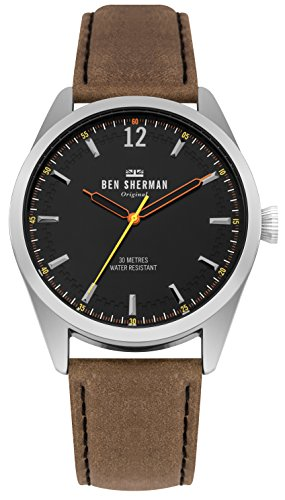 Ben Sherman Mens Watch WB019BT