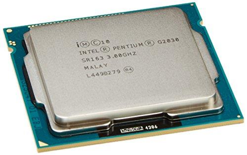 Intel BX80637G2030 Pentium Dual Core G2030 Prozessor (Sockel LGA1155, 3GHz, 3MB Cache, 55 Watt) Intel Dual-core 64-bit