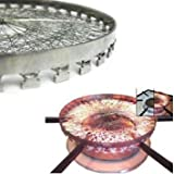 Henrix Mini Tandoor, Tandoor Channi, Grill Jalli, Barbeque Net, LPG Saver - Save Upto 25% LPG, A Must For Every Home