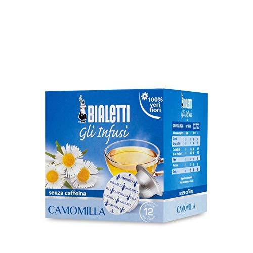 Bialetti Box 12 capsule Infuso Camomilla