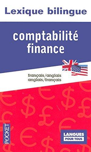 Lexique Bilingue De LA Comptabilite ET De LA Finance Francais-Anglais by Jean-Yves Eglem (2008-04-29)