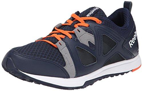 ea7d596b02e Reebok m47963 Men Navy Zigtech Big N Fast Running Shoes - Best Price ...
