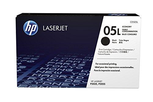 Hp Micr-laser Toner (HP 05L Economy Original HP Toner (geeignet für HP LaserJet P2035, HP LaserJet P2055) schwarz)