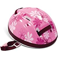 Gotz 3401777 Bike / Climbing Helmet Flowers Doll Accessorie - Suitable For 45-50 cm Standing Dolls And 42-46 cm Baby Dolls - Suitable Agegroup 3+