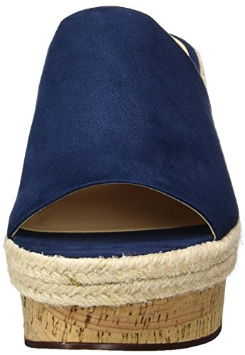 ESPRIT Fary Mule, Ciabatte Donna Blu (402 Navy 3)