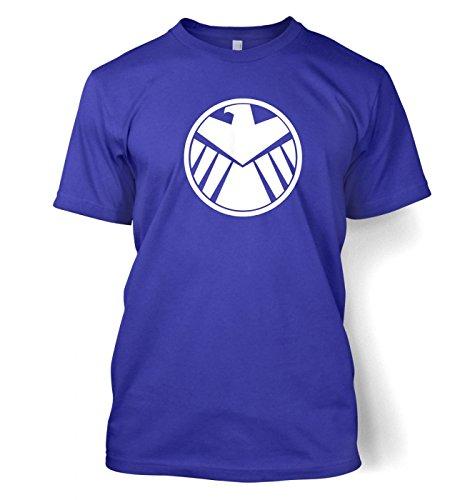 Abschirmen Männer T-Shirt Purple