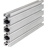 Systemprofil Aluminium Profil 2080 Nut 6 Aluprofil Alu Profil Montageprofil Stangenprofil Strebenprofil Nutprofil Bauprofil 20x80 (300 mm)