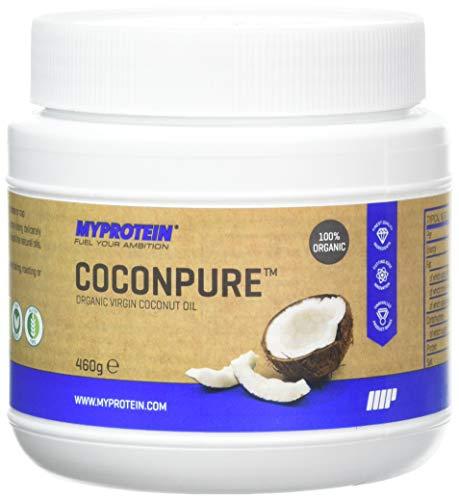 Myprotein Coconpure Oil (Kokosöl), 1er Pack (1 x 460 g)