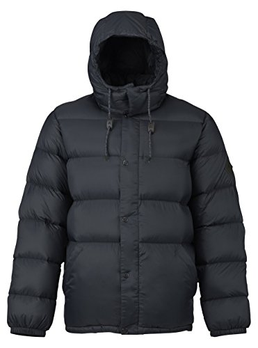 Burton Herren Heritage Jacket Jacke, True Black, L (Down Jacket Burton)