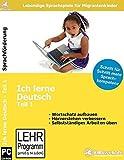 Ich lerne Deutsch - Teil 1 - Windows 10 / 8 / 7 / Vista / XP: Lernspiele auf CD-ROM in DVD-Box für...