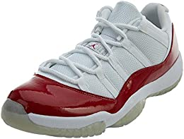 NIKE Air Jordan 11 Retro Low, Espadrilles de Basket-Ball Homme