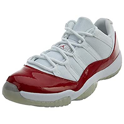 Nike Herren Air Jordan 11 Retro Low Basketballschuhe